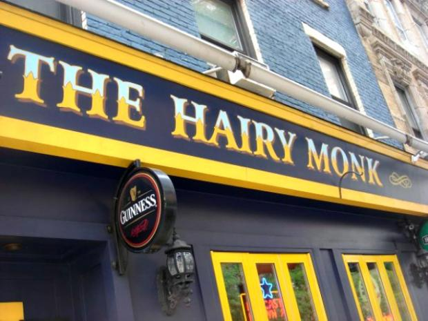 The Hairy Monk